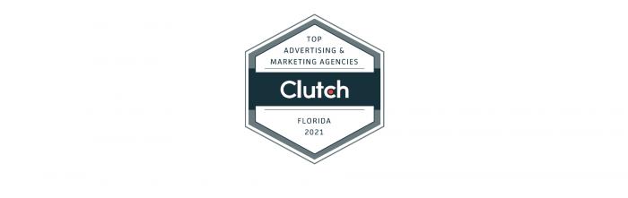 Clutch Best Agencies Miami banner